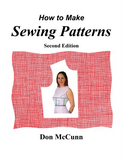 Cover of How to Make Sewing Patterns